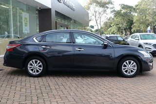 2013 Nissan Altima L33 ST Grey Continuous Variable Sedan