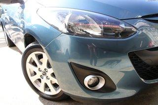 2014 Mazda 2 DE MY14 Maxx Sport Grey 4 Speed Automatic Hatchback.