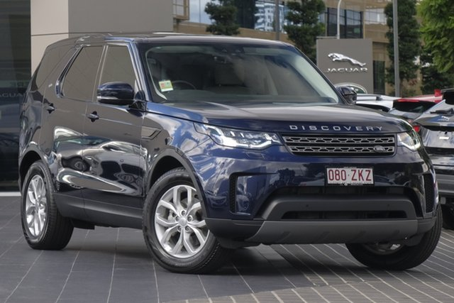 Demo Land Rover Discovery Series 5 L462 MY20 SD4 SE, 2019 Land Rover Discovery Series 5 L462 MY20 SD4 SE Portofino 8 Speed Sports Automatic Wagon