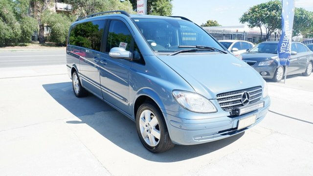 Used Mercedes-Benz Viano 639 MY07 Trend, 2006 Mercedes-Benz Viano 639 MY07 Trend Grey 5 Speed Automatic Wagon