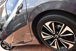 2019 Honda Civic 10th Gen MY19 VTi-L Modern Steel 1 Speed Constant Variable Hatchback