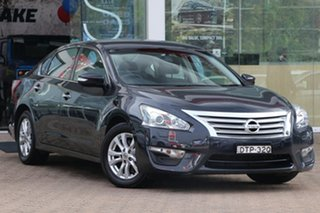 2013 Nissan Altima L33 ST Grey Continuous Variable Sedan.