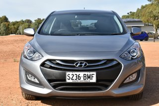 2014 Hyundai i30 GD2 Active Grey 6 Speed Sports Automatic Hatchback