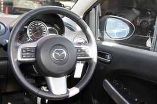 2014 Mazda 2 DE MY14 Maxx Sport Grey 4 Speed Automatic Hatchback