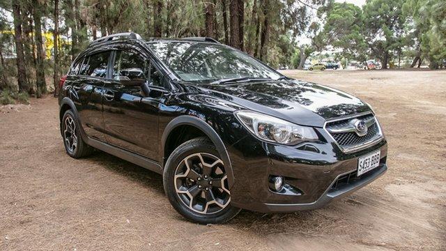 Used Subaru XV G4X MY14 2.0i-S Lineartronic AWD, 2014 Subaru XV G4X MY14 2.0i-S Lineartronic AWD Black 6 Speed Constant Variable Wagon
