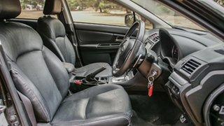 2014 Subaru XV G4X MY14 2.0i-S Lineartronic AWD Black 6 Speed Constant Variable Wagon