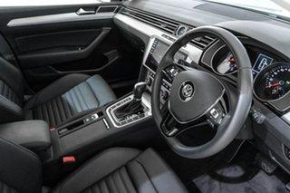 2019 Volkswagen Passat 3C (B8) MY19 132TSI DSG Comfortline White 7 Speed