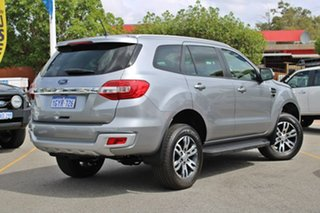 2019 Ford Everest UA II 2019.75MY Trend 4WD Silver 10 Speed Sports Automatic Wagon