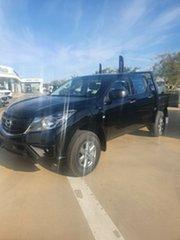 2019 Mazda BT-50 UR XT Black 5 Speed Automatic Dual Cab.