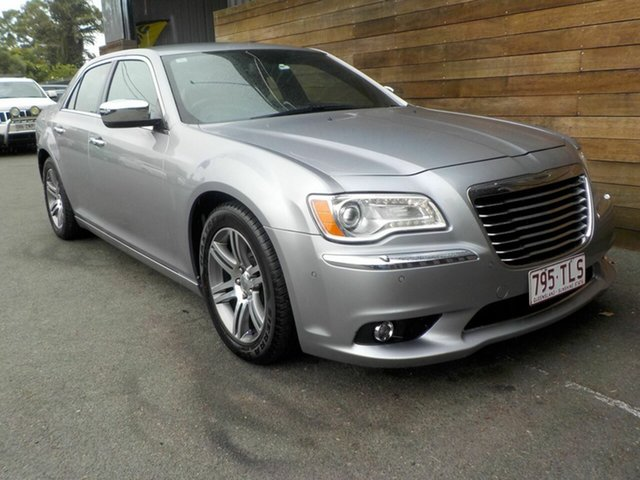 Used Chrysler 300 LX MY13 C E-Shift, 2013 Chrysler 300 LX MY13 C E-Shift Silver 8 Speed Sports Automatic Sedan