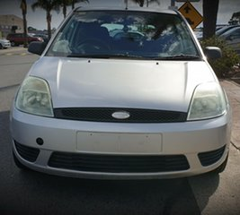 2004 Ford Fiesta WP LX Silver 5 Speed Manual Hatchback.