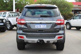 2019 Ford Everest UA II 2019.75MY Trend 4WD Grey 10 Speed Sports Automatic Wagon