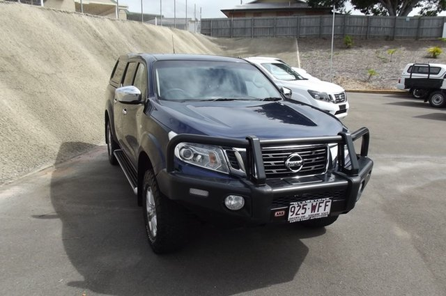 Used Nissan Navara D23 S2 ST, 2016 Nissan Navara D23 S2 ST Deep Sapphire 7 Speed Sports Automatic Utility