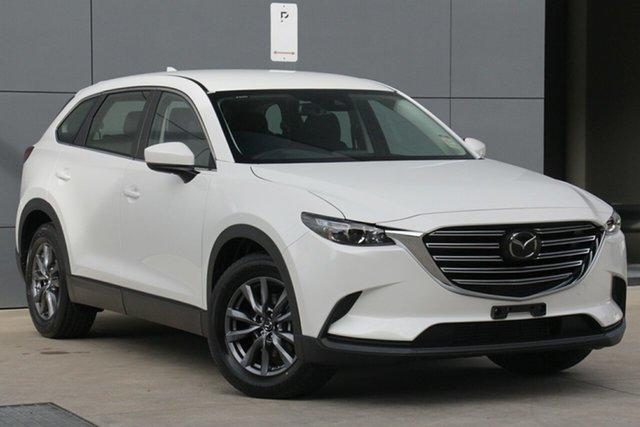 New Mazda CX-9 TC Sport SKYACTIV-Drive, 2020 Mazda CX-9 TC Sport SKYACTIV-Drive Snowflake White 6 Speed Sports Automatic Wagon