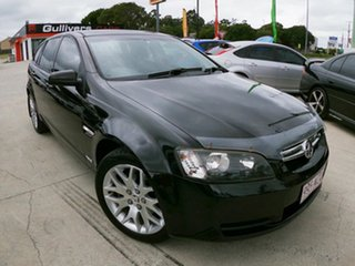 2010 Holden Commodore VE International Black 6 Speed Automatic Wagon.