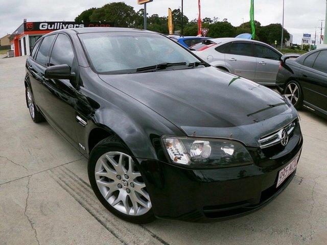 Used Holden Commodore VE International, 2010 Holden Commodore VE International Black 6 Speed Automatic Wagon