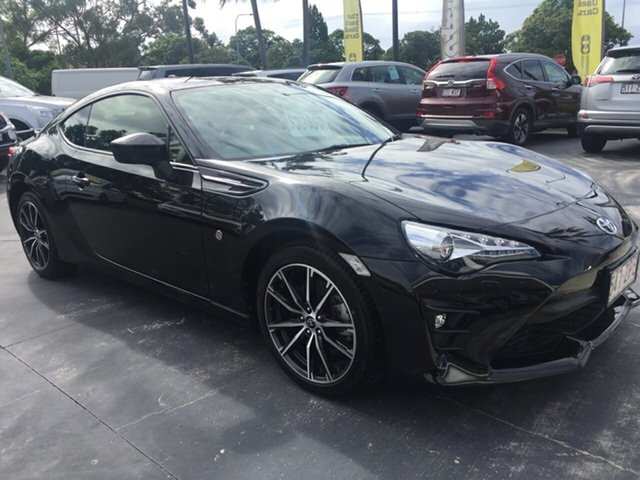 Used Toyota 86 ZN6 GTS, 2018 Toyota 86 ZN6 GTS Black 6 Speed Manual Coupe