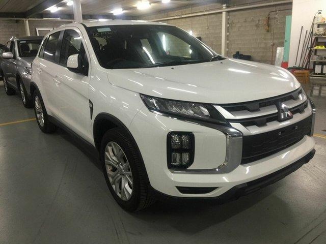 Used Mitsubishi ASX XD MY20 ES 2WD ADAS, 2020 Mitsubishi ASX XD MY20 ES 2WD ADAS White 6 Speed Constant Variable Wagon