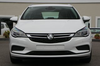 2018 Holden Astra BK MY18 LT Sportwagon White 6 Speed Sports Automatic Wagon