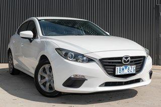 2014 Mazda 3 BM5478 Neo SKYACTIV-Drive White 6 Speed Sports Automatic Hatchback.