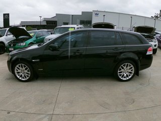 2010 Holden Commodore VE International Black 6 Speed Automatic Wagon