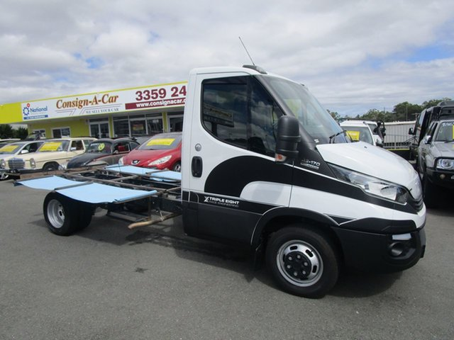 Used Iveco Daily  , 2018 Iveco Daily White Cab Chassis 3.0l