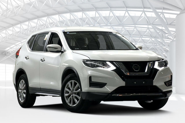 Used Nissan X-Trail T32 Series II ST X-tronic 4WD, 2019 Nissan X-Trail T32 Series II ST X-tronic 4WD Ivory Pearl 7 Speed Constant Variable Wagon