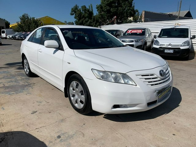 Used Toyota Camry ACV40R Altise, 2007 Toyota Camry ACV40R Altise White 5 Speed Automatic Sedan