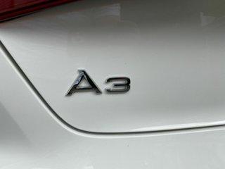 2013 Audi A3 8V Ambition Sportback S Tronic White 6 Speed Sports Automatic Dual Clutch Hatchback