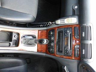 2003 Mercedes-Benz C180 W203 Kompressor Classic Silver 5 Speed Auto Tipshift Sedan