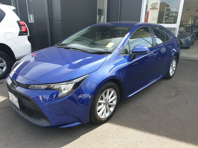Demo Toyota Corolla Mzea12R Ascent Sport, 2019 Toyota Corolla Mzea12R Ascent Sport Lunar Blue 10 Speed Constant Variable Sedan