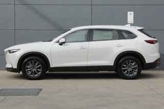 2021 Mazda CX-9 TC Sport SKYACTIV-Drive Snowflake White 6 Speed Sports Automatic Wagon