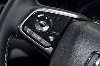 2021 Honda Civic 10th Gen MY20 VTi-S Platinum White 1 Speed Constant Variable Hatchback