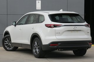 2021 Mazda CX-9 TC Sport SKYACTIV-Drive Snowflake White 6 Speed Sports Automatic Wagon.