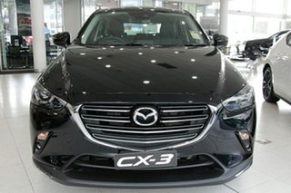 2020 Mazda CX-3 DK2W7A sTouring SKYACTIV-Drive FWD Jet Black 6 Speed Sports Automatic Wagon