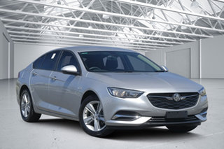 2018 Holden Commodore ZB LT Silver 9 Speed Automatic Liftback.