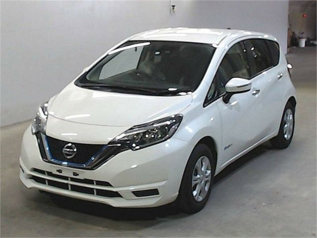 Used Nissan Note  , 2017 Nissan Note White