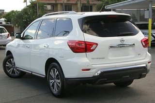 2019 Nissan Pathfinder R52 Series III MY19 ST X-tronic 2WD Ivory Pearl 1 Speed Constant Variable.