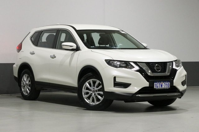 Used Nissan X-Trail T32 Series 2 ST (4WD), 2019 Nissan X-Trail T32 Series 2 ST (4WD) Pearl White Continuous Variable Wagon