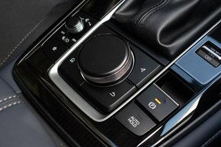 2020 Mazda CX-30 DM2W7A G20 SKYACTIV-Drive Pure Deep Crystal Blue 6 Speed Sports Automatic Wagon