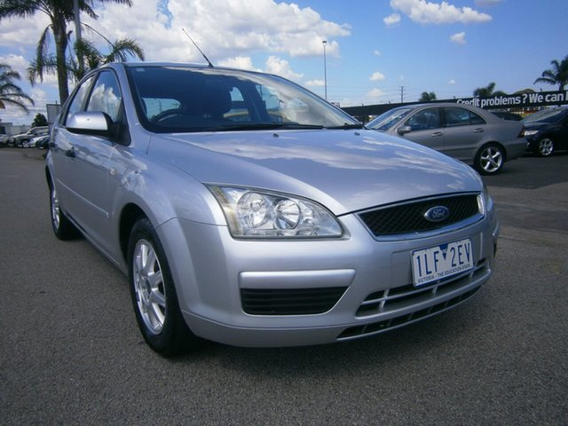 Used Ford Focus LS CL, 2006 Ford Focus LS CL Silver 4 Speed Sports Automatic Sedan