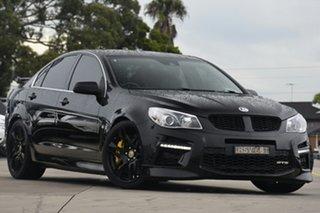 2014 Holden Special Vehicles GTS Gen F Black 6 Speed Manual Sedan.