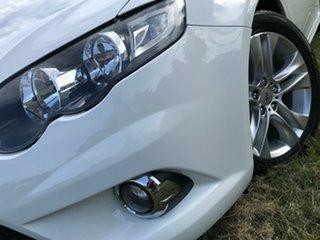 2010 Ford Falcon FG XR6 White 5 Speed Sports Automatic Sedan