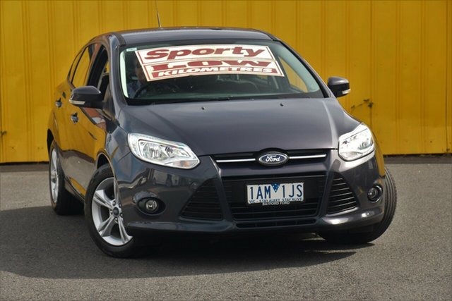 Used Ford Focus LW MkII Trend, 2013 Ford Focus LW MkII Trend Grey 5 Speed Manual Hatchback