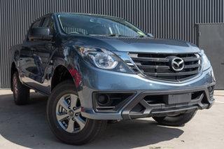 2019 Mazda BT-50 UR0YG1 XT 4x2 Hi-Rider Blue Reflex 6 Speed Sports Automatic Utility.