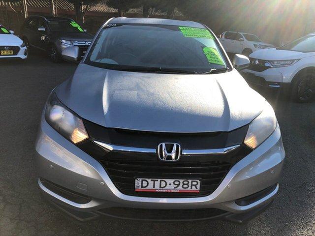 Used Honda HR-V MY16 VTi, 2017 Honda HR-V MY16 VTi Su 1 Speed Constant Variable Hatchback