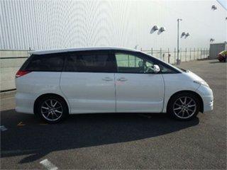 2006 Toyota Estima GSR50W Aeras G White Automatic Wagon.