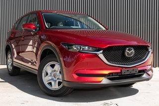 2020 Mazda CX-5 KF2W7A Maxx SKYACTIV-Drive FWD Soul Red Crystal 6 Speed Sports Automatic Wagon.