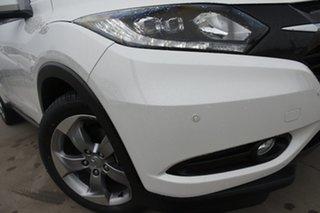 2017 Honda HR-V MY17 VTi-S Taffeta White 1 Speed Constant Variable Hatchback.