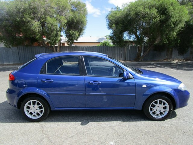 Used Holden Viva JF MY08 Upgrade , 2008 Holden Viva JF MY08 Upgrade 4 Speed Automatic Hatchback